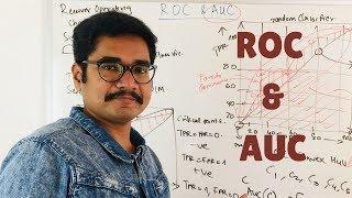 Machine Learning | ROC & AUC