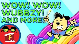 Paint a Picture AND MORE Fredbot Children 39 s Cartoons Wow Wow Wubbzy