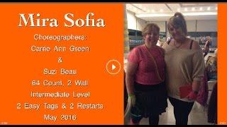 Mira Sofia Line Dance