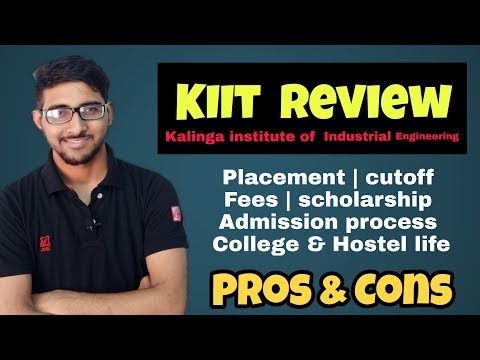 KIIT review   kalinga university counselling & admission process   placement   fees   campus life