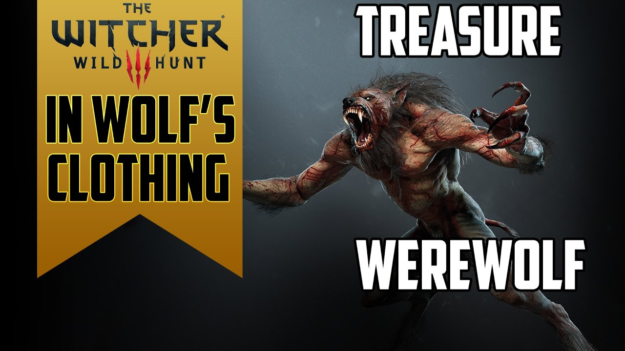 Get Rid Of Werewolf Secret Treasure In Wolf 39 S Clothing Witcher 3 Wild Hunt Funnydog Tv