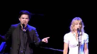 "Hunter Foster & Lisa Brescia - ""Fine"" from ORDINARY DAYS"
