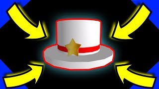 Get This Roblox Hat For FREE If You...(MUST SEE!)