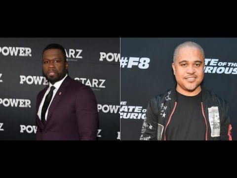 50 Cent TAKING Over at BET BAD NEWS for Irv Gotti Series Tales CANCELLED