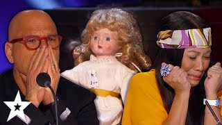 SCARIEST Auditions EVER On Got Talent Around The World! | Got Talent Global