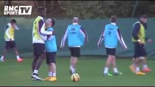Football / Les petits gestes techniques de Pogba à l