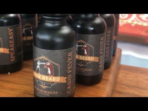 Manbeard S Cabin Fever Beard Oil Review