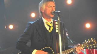 Paul Weller - When Your Garden's Overgrown - Live at The Roundhouse 20/3/2012