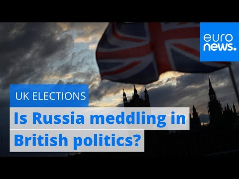 Russian meddling in British politics? UK government denies '
