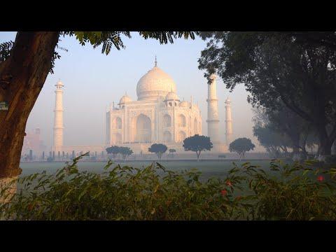 Agra, Uttar Pradesh, India in 4K Ultra HD