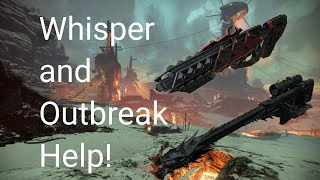 Whisper and Outbreak Help! Live Stream thumbnail