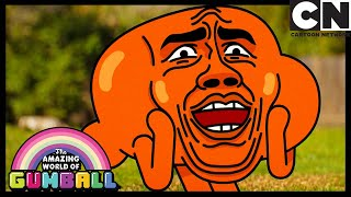Banana Joe's Mum Is A Bit Odd | The Future | Gumball | Cartoon Network