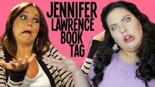 Jennifer Lawrence Book Tag | Tashapolis