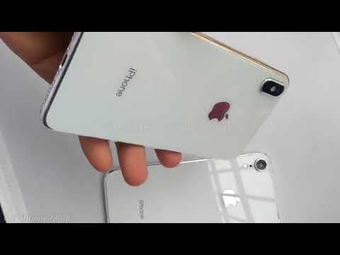 iPhone 2018 Dummy Hands On Video Closeup