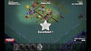 Clash of clans la maChine de combat