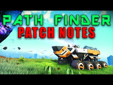 no mans sky pathfinder patch