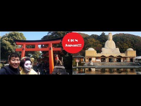 Gion Japan Day Trip: Fushimi Inari | Kiyomizu Dera | Ryozen Kannon | Karaoke | Blasian Travels
