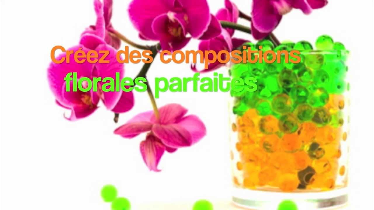 Id e d coration florale r aliser une d co de table ou for Decoration florale table