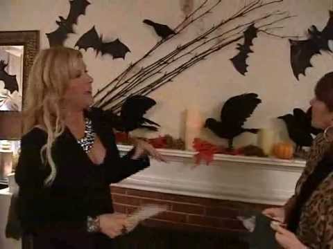Lee Ann Lacroix: CTV News at Noon Cheapy Creepy Halloween