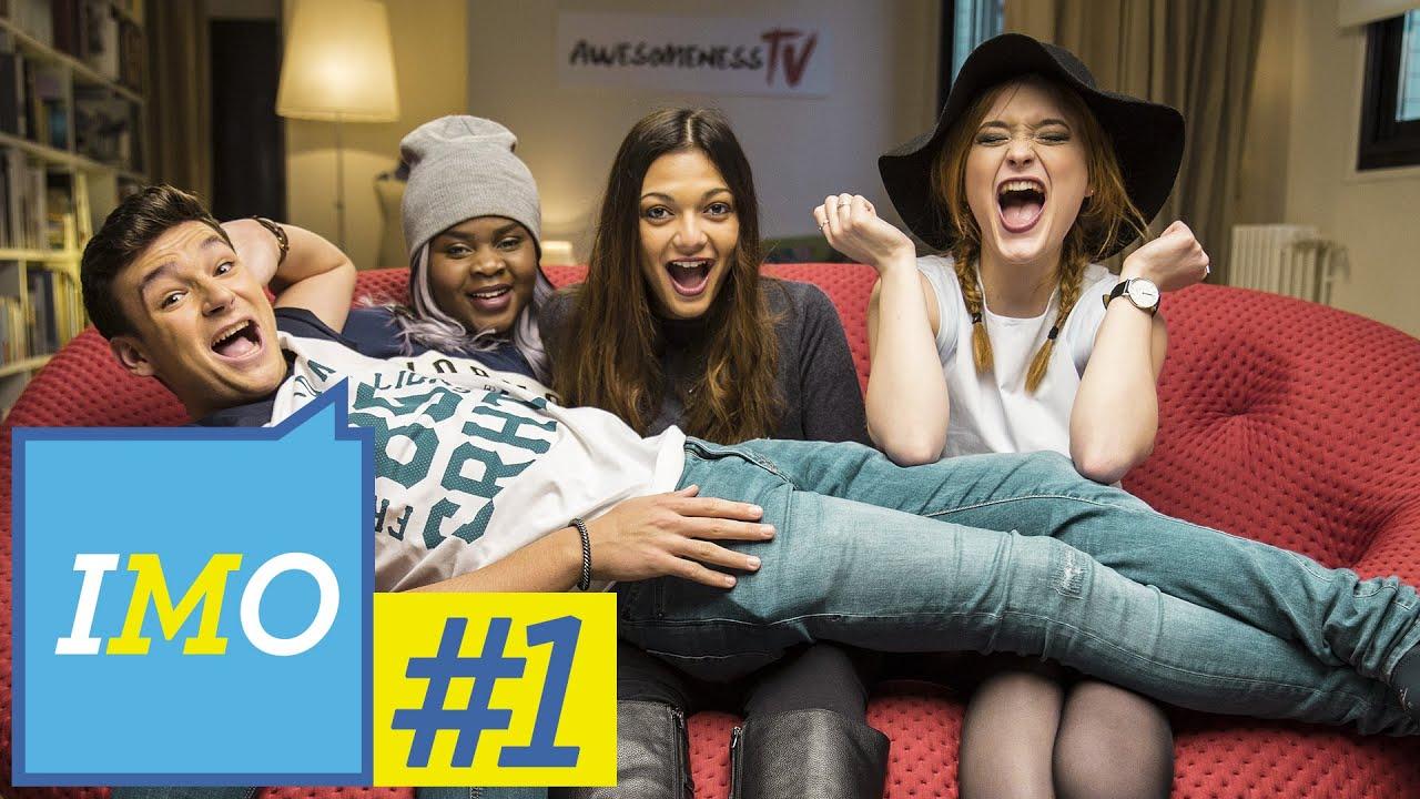 [IMO #1] Avec Gloria, Anthonin, Tatiana Et Estelle