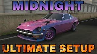 Midnight Ultimate Setup + Test Drive! (Nissan Firelady Z S30)   CarX Drift Racing