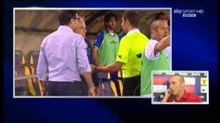 Aniello Cutolo dopo Hellas Verona 2-2 Padova 16-9-2011