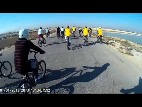 gas arabian and sgb cycling team practice  part 1 of 1 video 11/15/2014