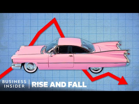 The Rise And Fall Of Cadillac