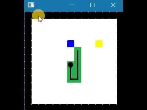 Nibbles | Classic Snake Game | Java Project | JavaFX