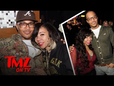 T.I. and Tiny Are Done: Over Mariah?? | TMZ TV