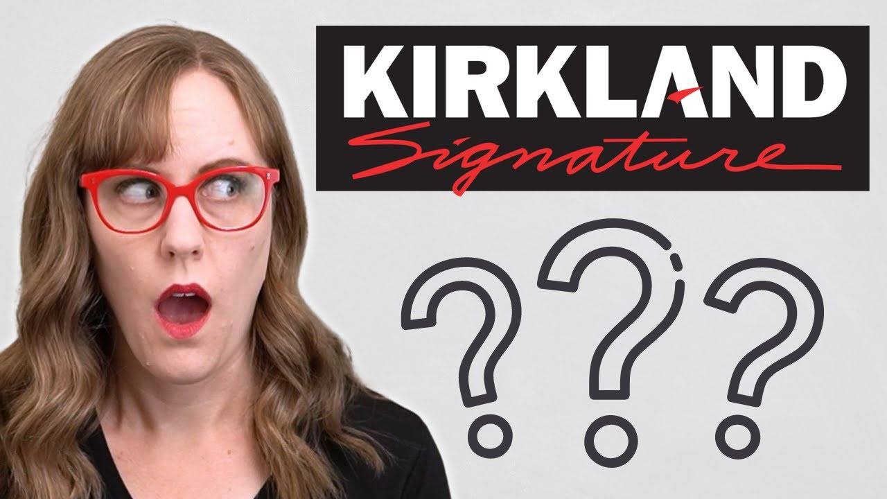 Download Who REALLY Makes Kirkland Signature Products From Costco?