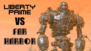 fo4 liberty prime vs far harbor