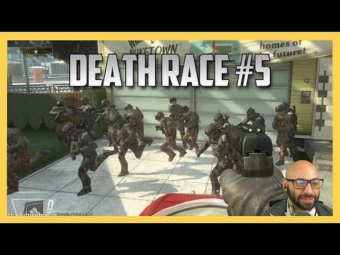 Death Race # 5 - Nuketown (Call of Duty Black Ops 2) | Swiftor