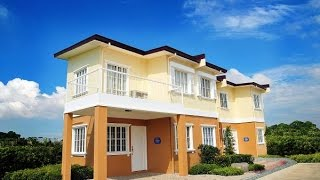 Home for Sale -Catherine End Unit (Dressed Up) Homes in Lancaster New City, Cavite