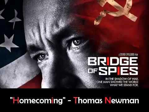 Bridge of spies - Homecoming - Thomas Newman