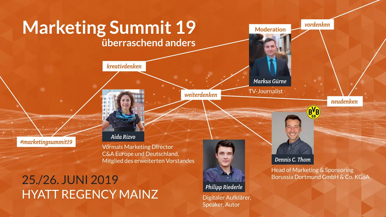 Marketing Summit 19
