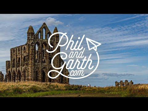 Experience Whitby, England in 60 Seconds