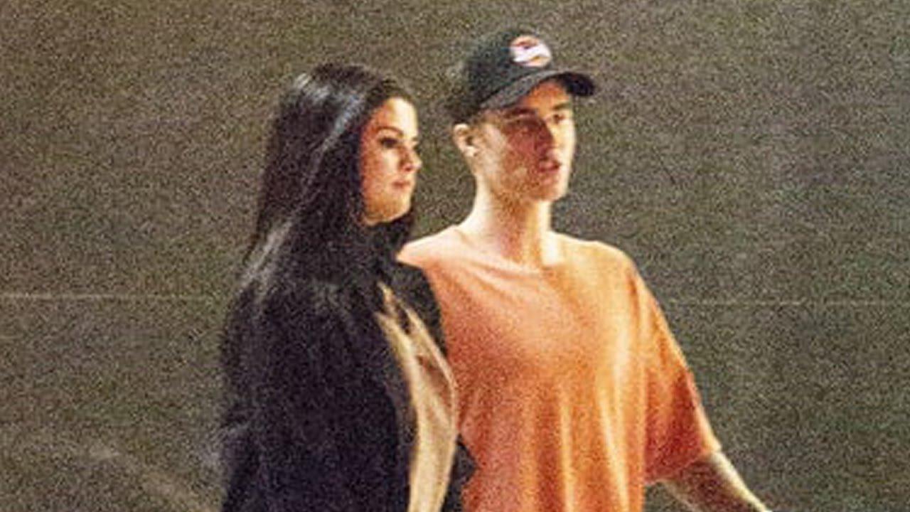 Justin Bieber amp Selena Gomez  TMZcom