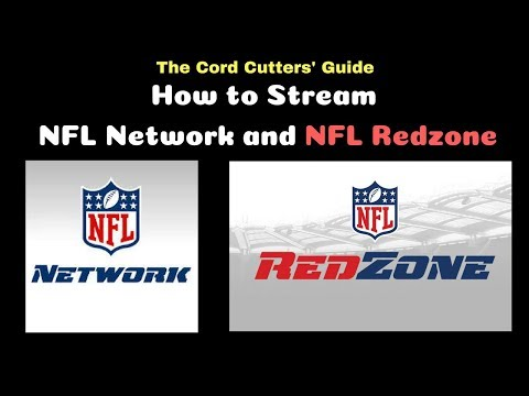 How To Watch NFL Network And NFL Redzone Without Cable. NFL Redzone Streaming Tips