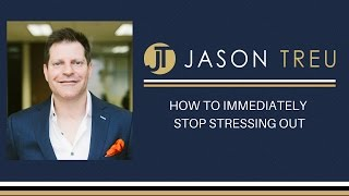 How to Immediately Stop Stressing Out - Dr. Mark Pirtle (Celebrity Therapist)