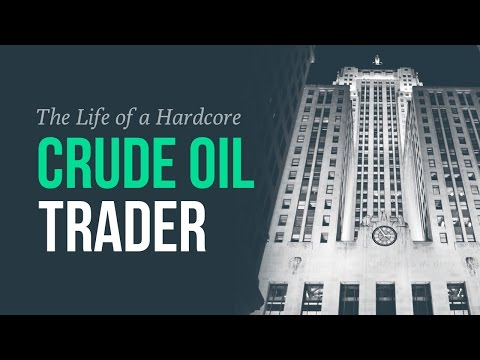 The life of a hardcore crude oil trader w/ Tracy aka @ChiGrl