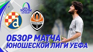 U19 Динамо Загреб Шахтер 1 0 Гол и обзор матча 06 11 2019