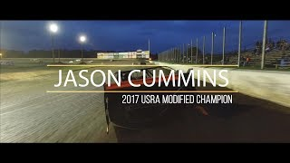 Deer Creek Speedway | Jason Cummins 2017 USRA Modified Track Champion
