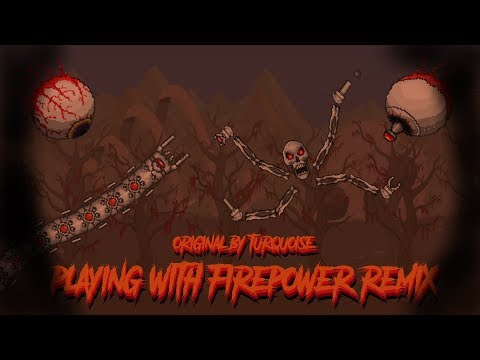 "Terraria Calamity Mod - ""Playing with Firepower"" Theme of Mech Bosses (Chiptune/8-Bit Remix)"