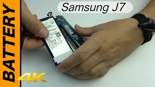 Samsung J7 Battery replacement