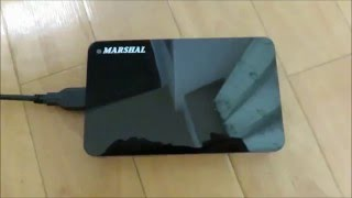 Hard disk [MARSHAL 1.0TB MAL21000EX3]. Cheap and simple.