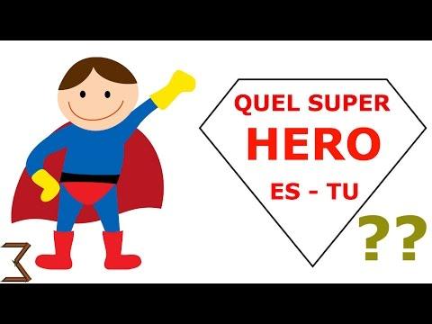 QUEL SUPER HEROS ES-TU ? | Eureka