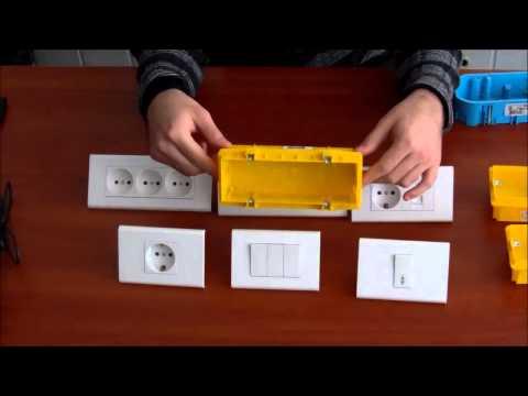 Модульные розетки и выключатели серии Sirius тм LXL