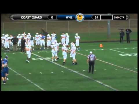 Football vs  Coast Guard