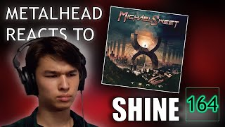 "Download METALHEAD REACTS TO CLASSIC METAL: Michael Sweet x Ethan Brosh - ""Shine"" (Official Lyric Video) Mp3 and Videos"